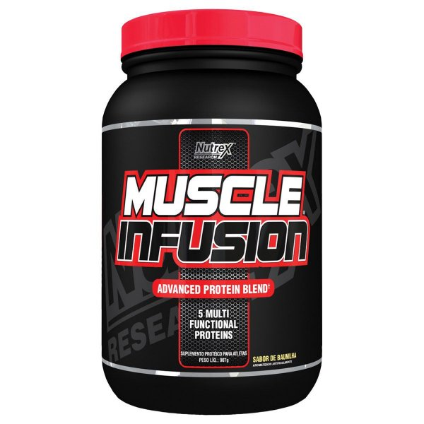 MUSCLE INFUSION (907g) Nutrex