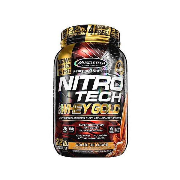 NITROTECH GOLD 999g Muscletech