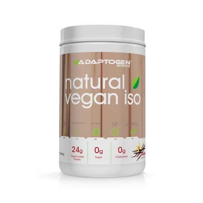 NATURAL VEGAN ISO 455g Adaptogen