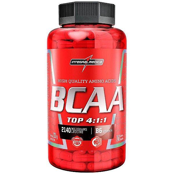BCAA TOP - 240 caps - Integral Médica