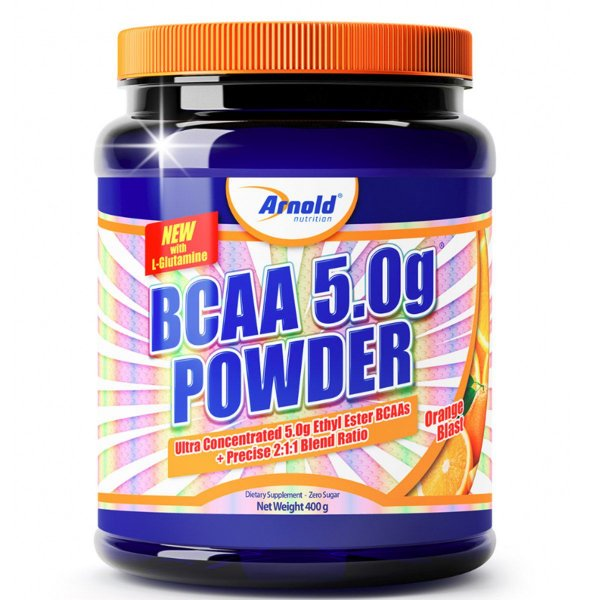 BCAA 5,0g POWDER 400g Arnold Nutrition Orange Blast