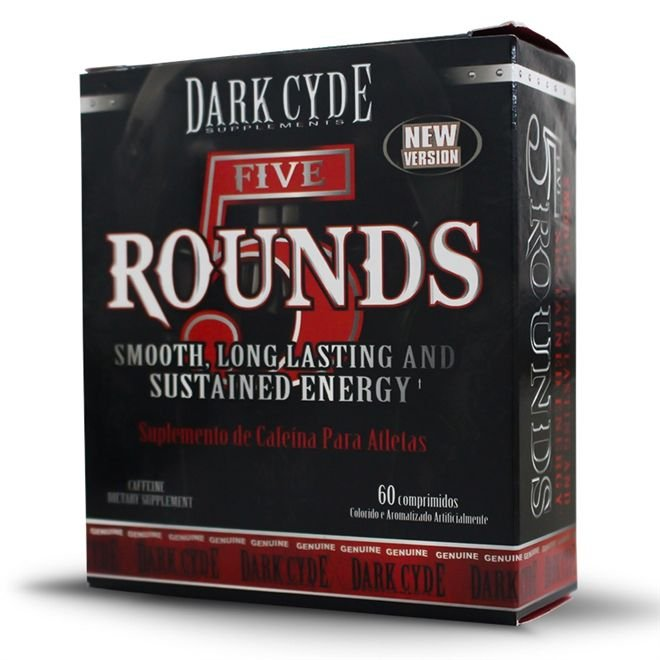 FIVE ROUNDS - 60 caps - Dark Cyde