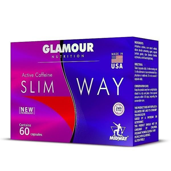 SLIM GLAMOUR60 capsGlamour Nutrition