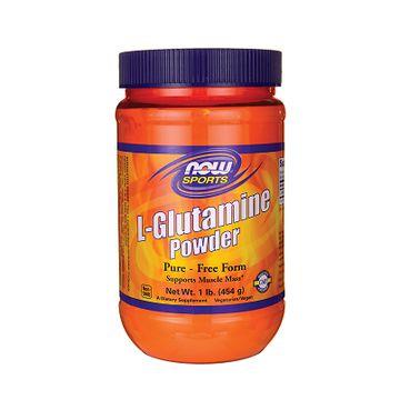 L-GLUTAMINE 454g Now Sports