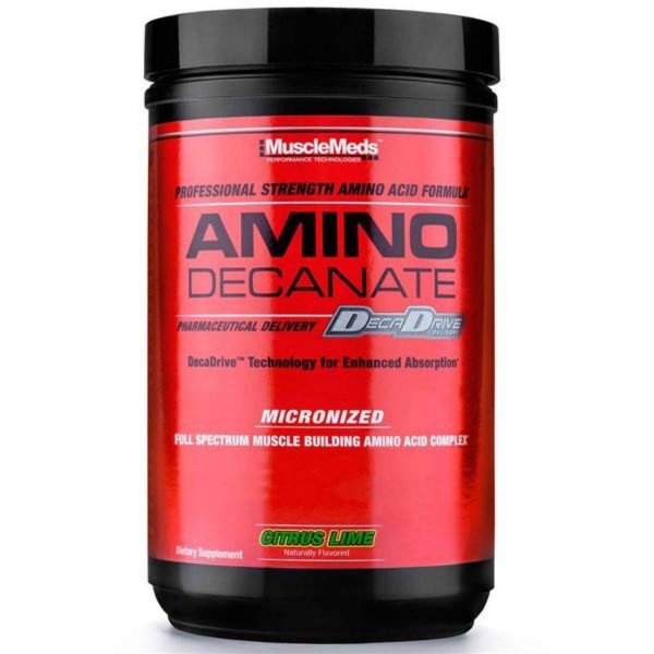 AMINO DECANATE 300g Musclemeds