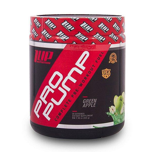 PRO PUMP 225g - 1UP Nutrition - Maçã Verde