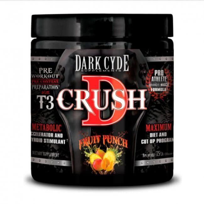 D CRUSH - 250g - Dark Cyde