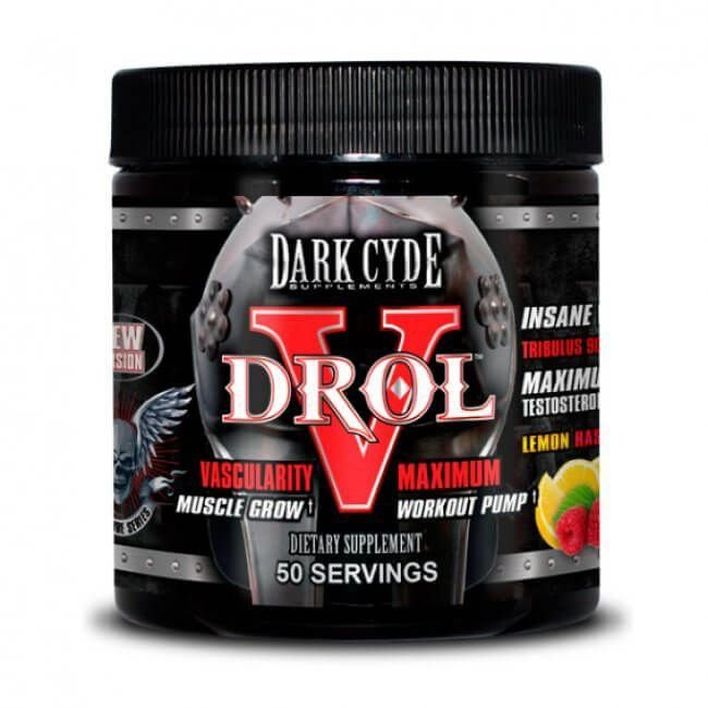 V DROL - 175g - Dark Cyde