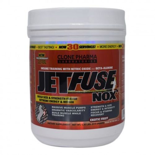 JET FUSE NOX 615g Clone Pharma - Exotic Fruit