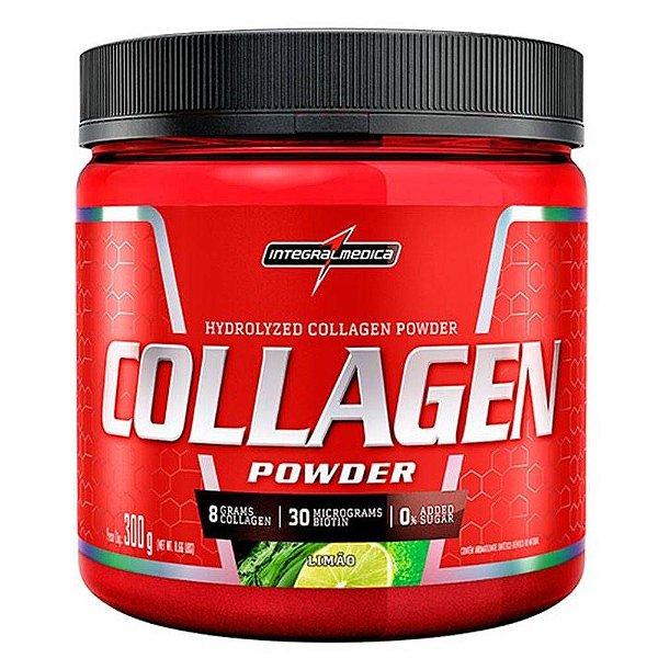COLLAGEN POWDER300g Integral Médica - Limão
