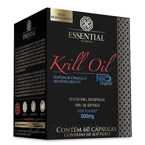 KRILL OIL 60 capsEssential