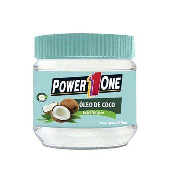 ÓLEO DE COCO 150 ml Power1one