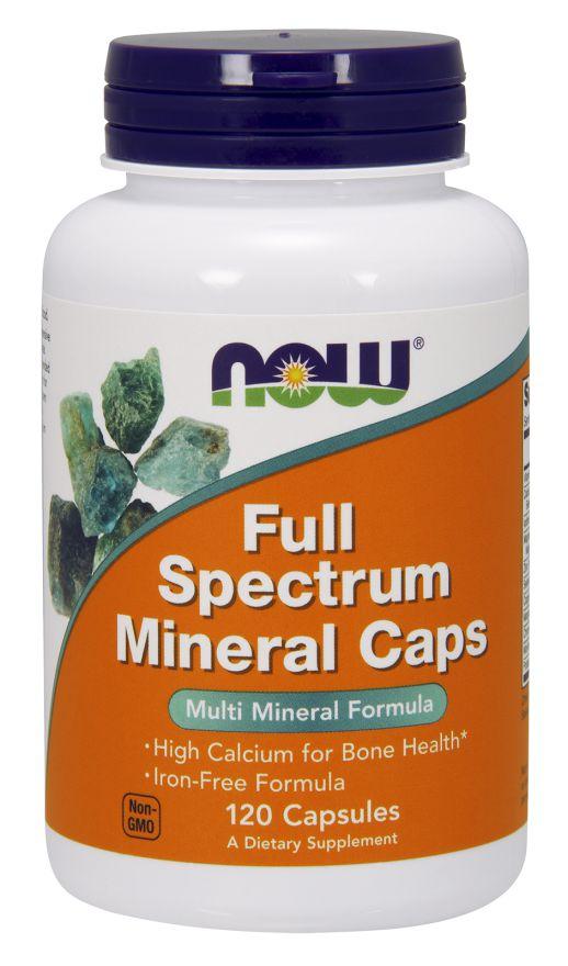 FULL SPECTRUM MINERAL CAPS 120 caps Now Sports