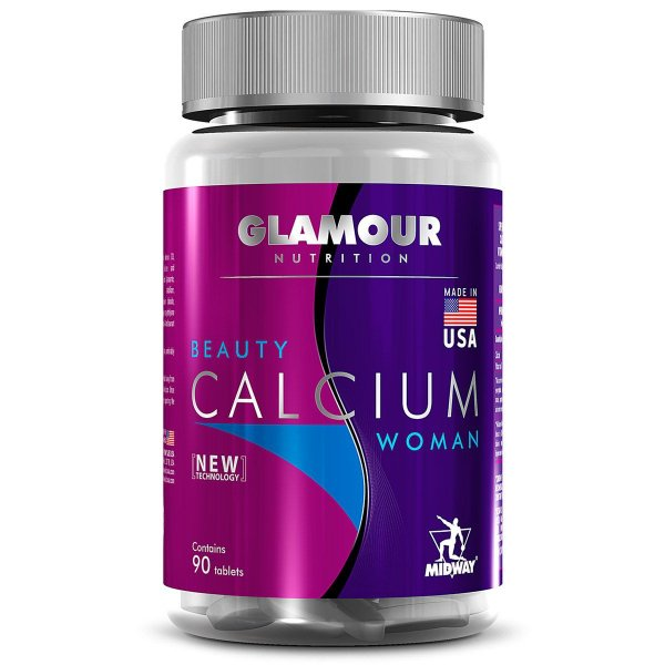 BEAUTY CALCIUM - 90 caps - Glamour Nutrition