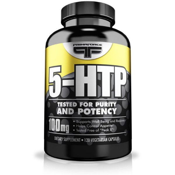 5HTP 120 Capsulas - Prima Force