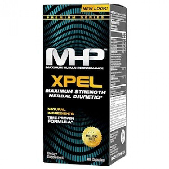 XPEL - 80 Cápsulas - MHP