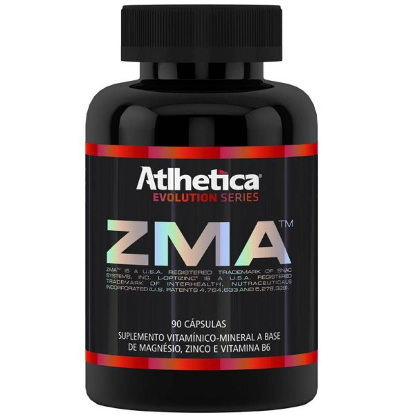 ZMA 90 capsulasAtlhetica Nutrition