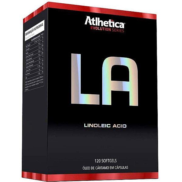 LA LINOLEIC ACID 120 capsulas Atlhetica Nutrition