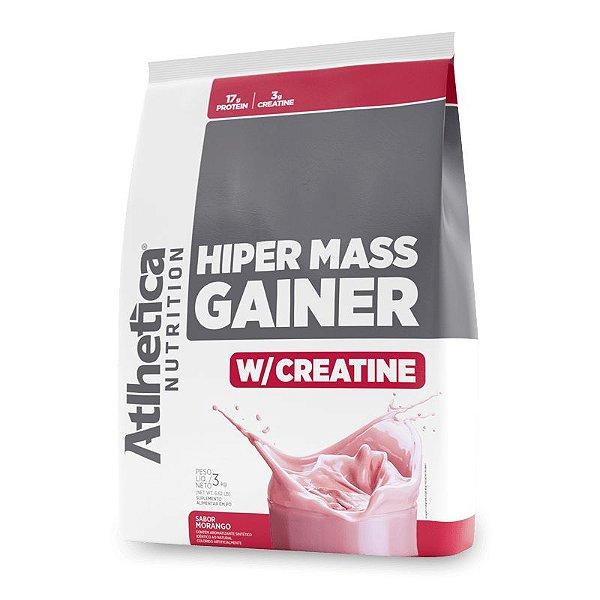 HIPER MASS GAINER PRO SERIES 3 kg Atlhetica Nutrition