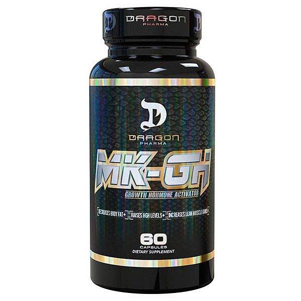 MK-GH - 60 cápsulas - Dragon Pharma
