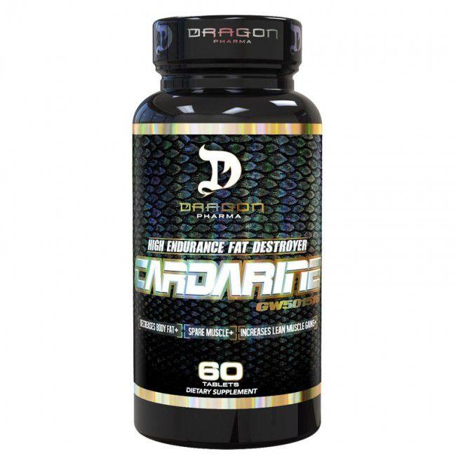 CARDARINE - 60 cápsulas - Dragon Pharma