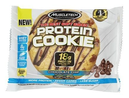 PROTEIN COOKIE	92g	Muscletech