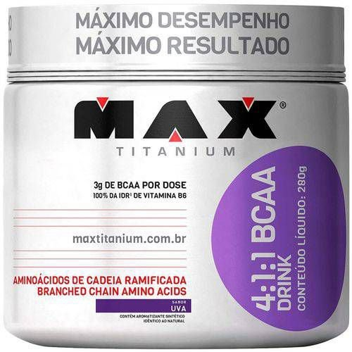 BCAA 4:1:1 DRINK 280g Max Titanium