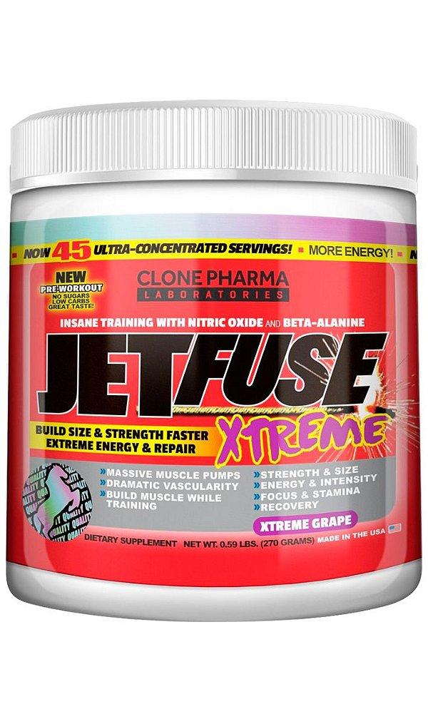 JET FUSE XTREME270g Uva - Clone Pharma