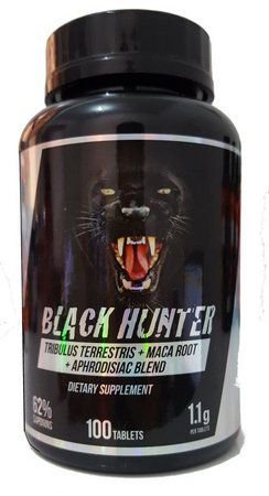 BLACK PANTHER Tribulus Terrestris + Maca Root + Aphorodisiac Blend