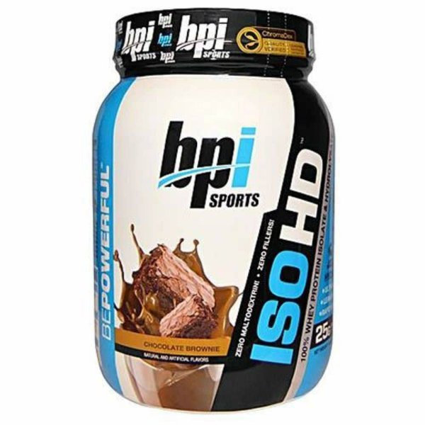 ISO HD 2,240 kg BPI Sports