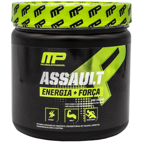 ASSAULT 300g MusclePharma
