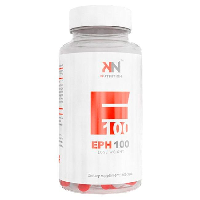 E.P.H 100 - 60 caps - Kriptonita Nutrition