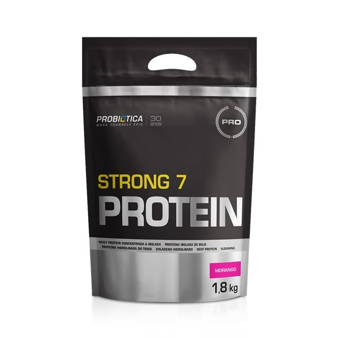 STRONG 7 PROTEIN - 1,8kg - Probiótica