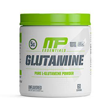 GLUTAMINE - 300g - MusclePharm