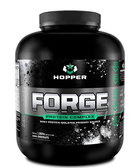 FORGE WHEY - HOPPER - 1,364kg