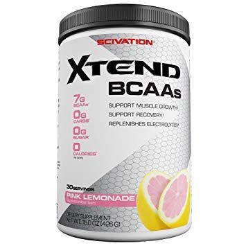 X-TEND BCAAs - 306g - Scivation