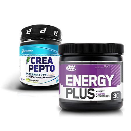 ENERGY PLUS + CREA PEPTO 150G