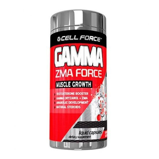 GAMMA ZMA FORCE 60Caps