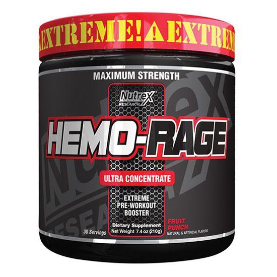 HEMO RAGE NUTREX - 171g