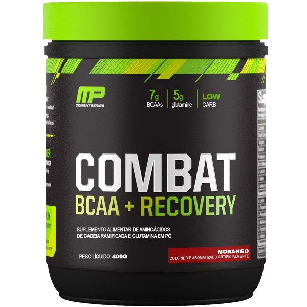 COMBAT BCAA + RECOVERY MUSCLEPHARM 400g