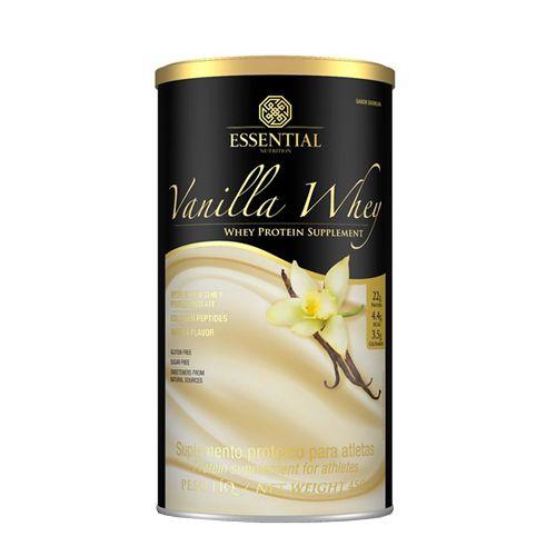 VANILLA WHEY - LATA - ESSENTIAL NUTRITION