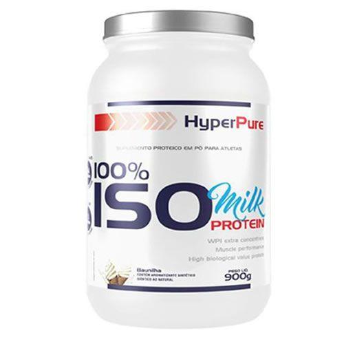 100% ISO MILK PROTEIN - 900g