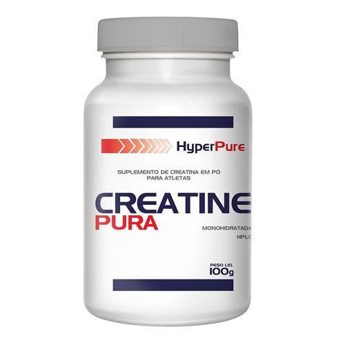 CREATINA 100g - HYPERPURE