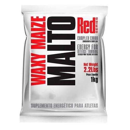 WAXY MAIZE MALTO 1K REFIL - RED SERIES