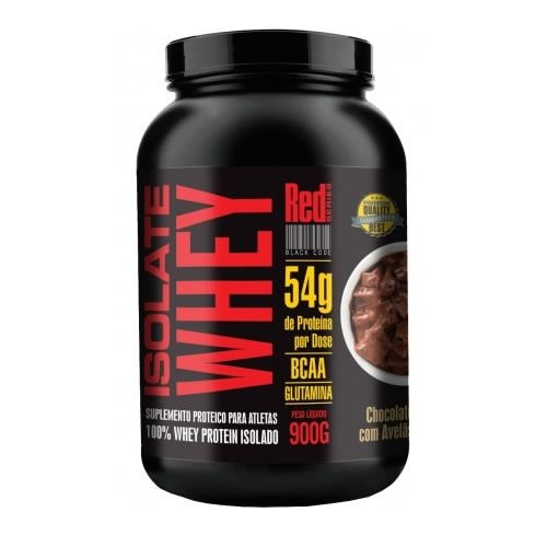ISOLATE WHEY 900g - RED SERIES
