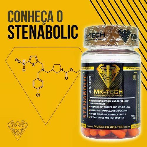 STENABOLIC 60 CAPS - MK TECH