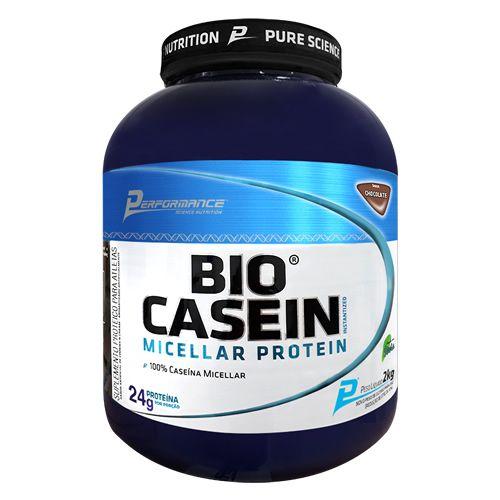 BIO CASEIN - 2.27KG - PERFORMANCE