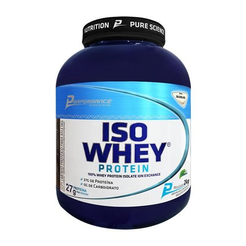 ISO WHEY PROTEIN - 2,27Kg - PERFORMANCE
