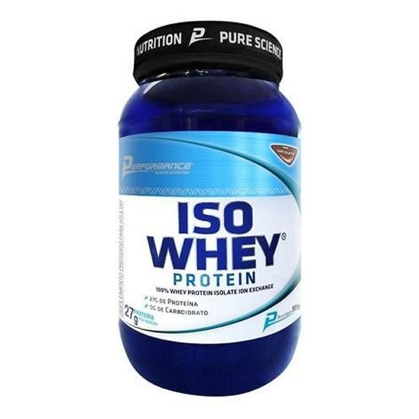 ISO WHEY PROTEIN - 909g - PERFORMANCE