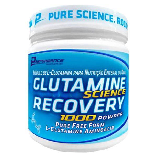 GLUTAMINE SCIENCE POWDER - 300g - PERFORMANCE